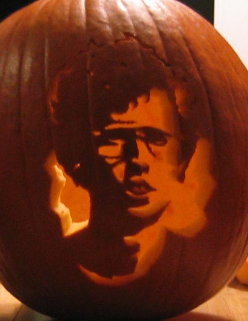 Flippin best pumpkin ever i dream in code